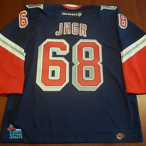 Jaromir Jagr Koho NY Rangers Jersey