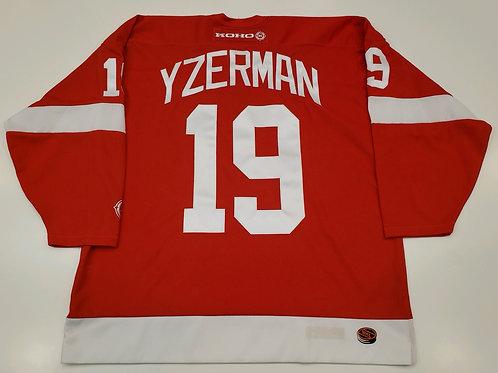 Steve Yzerman Koho Detroit Red Wings Jersey