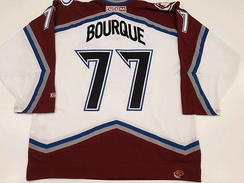 Ray Bourque CCM Colorado Avalanche Jersey