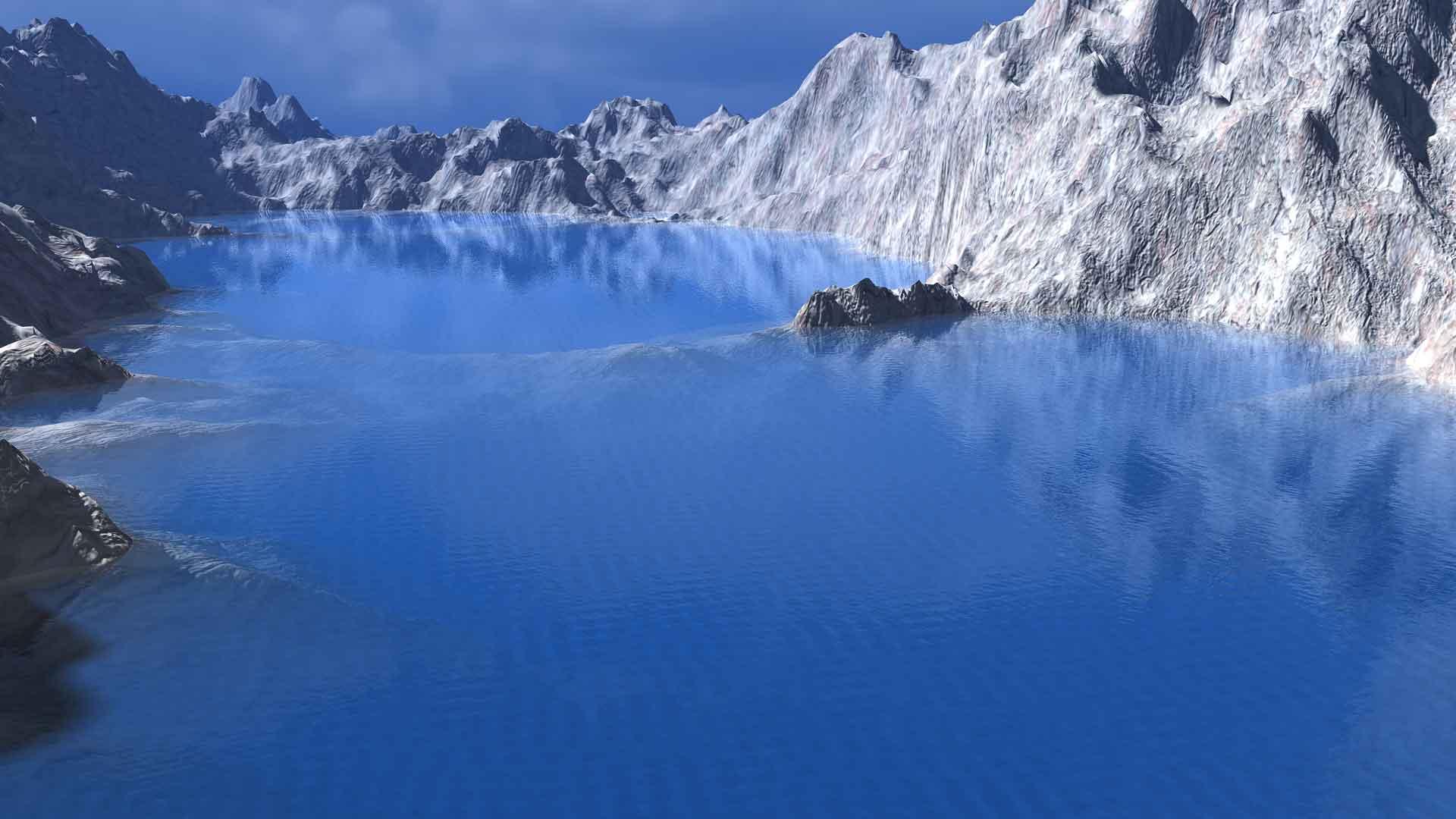 3D - Alaska