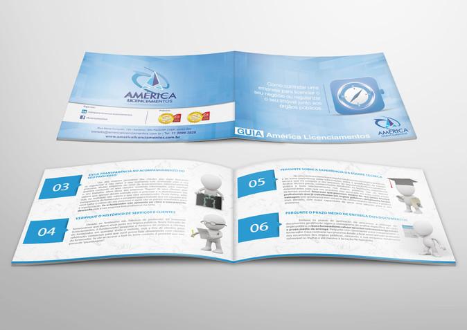 Impresso | Guia - América Licenciamentos
