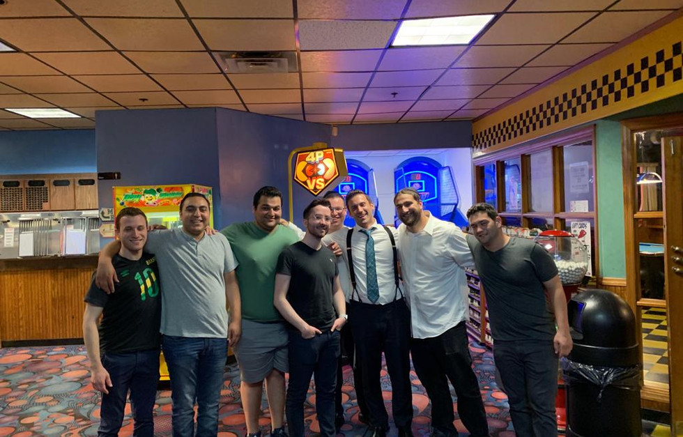 Guys Night Out: Bowling