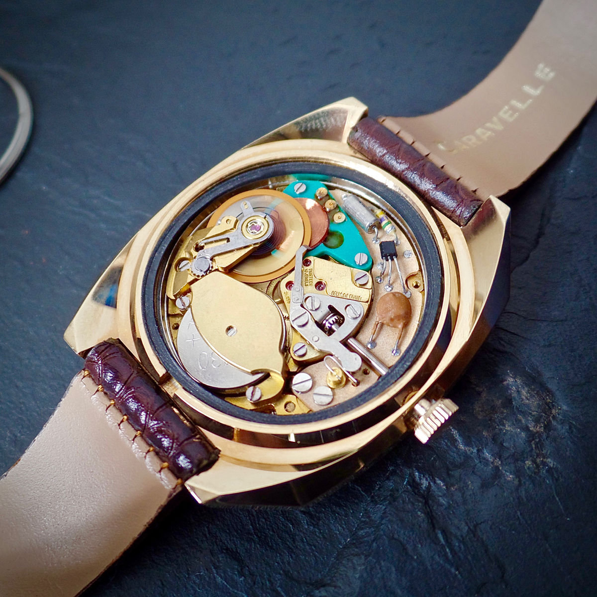 Old caravelle watches