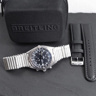 Just about everything you ever wanted to know about the Breitling Chronomat 1984