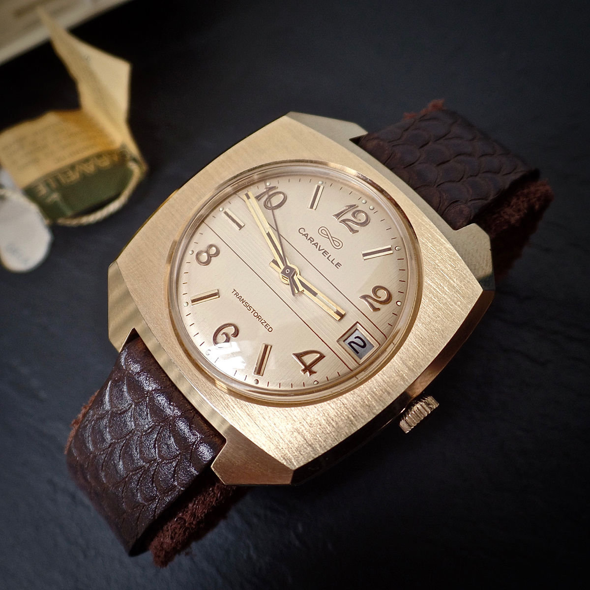 Caravelle watches old Caravelle Wind