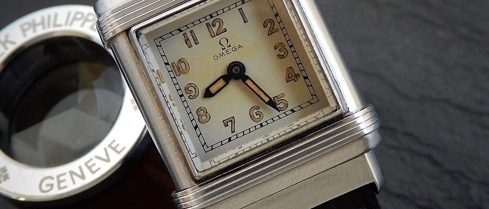 Omega 1932 Marine Ref 679 Cal 19,4 T1 Worlds First Divers Watch Museum Condition