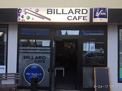 Unser Billard Cafe in Much