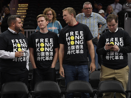 NBA.COM, BITCOIN, & FREEHONGKONG