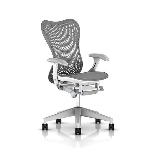 Herman Miller, Mirra 2 Çalışma Koltuğu Triflex / Slate Grey
