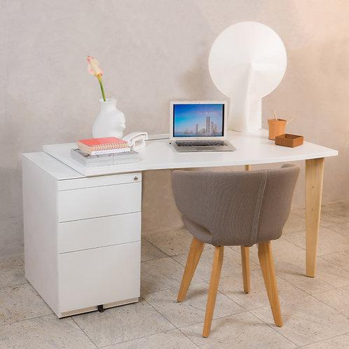 Home Çalışma Masası - Sol Kesonlu