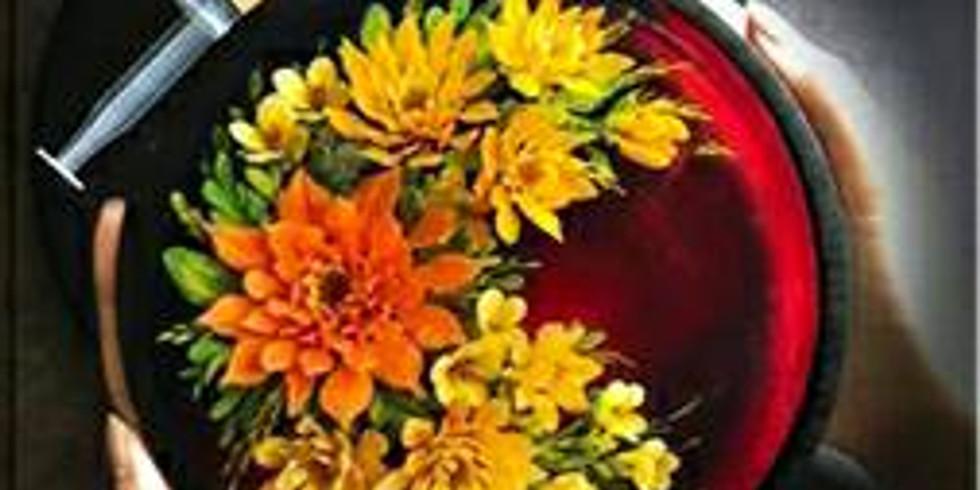 3D立體果凍花體驗課