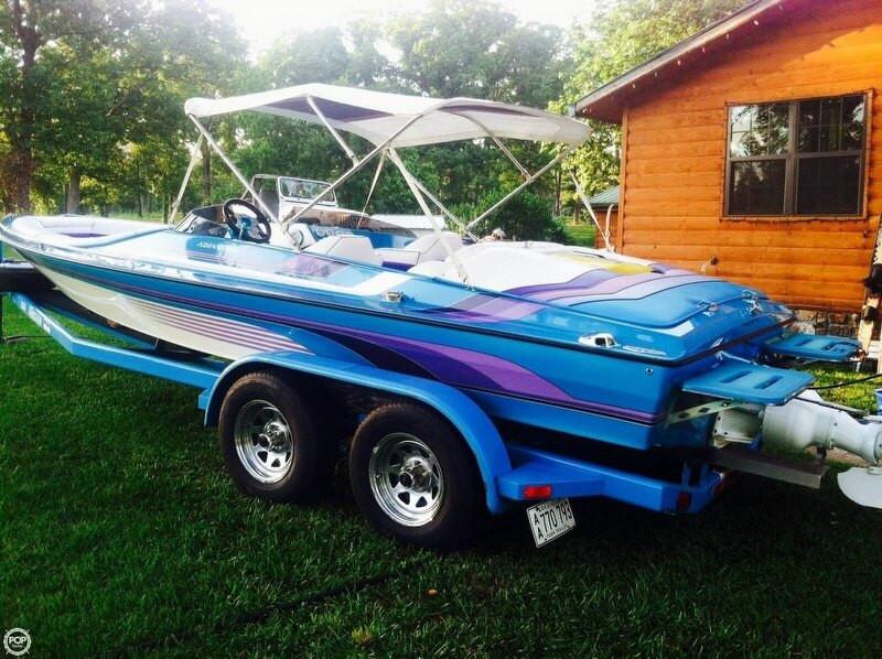 Boat for Sale - 1996 Advantage 21 SR BR