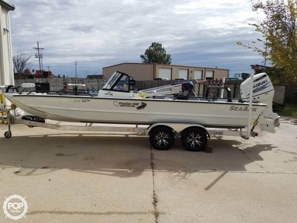 Boat for Sale - 2017 Sea Ark ProCat 240