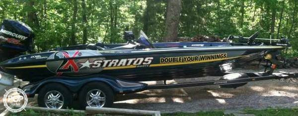 Boat for Sale - 2014 Stratos 201 XLE