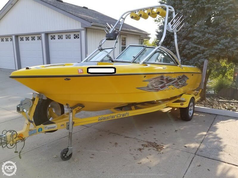 Boat for Sale - 2004 Mastercraft X-2