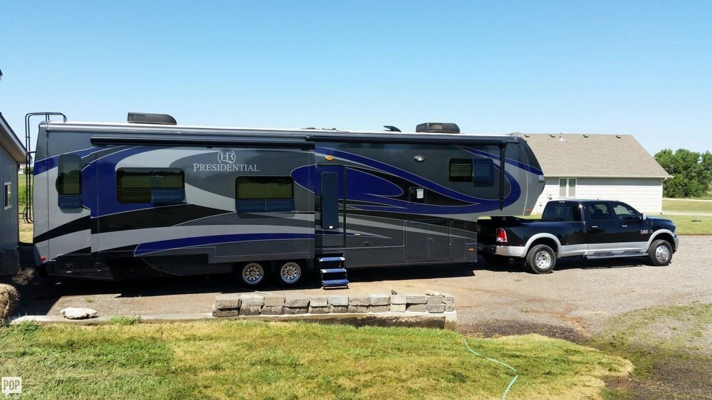 """RV for Sale - 2014 Presidential (by Holiday Rambler) 363 RL """"The Washington"""""""