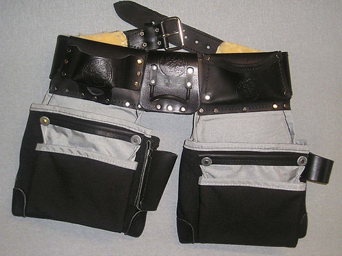 Oakland Raiders Carpenters Tool Belt Set