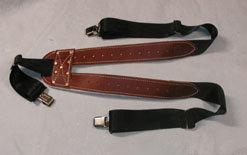 SS1 Sheepskin Suspenders