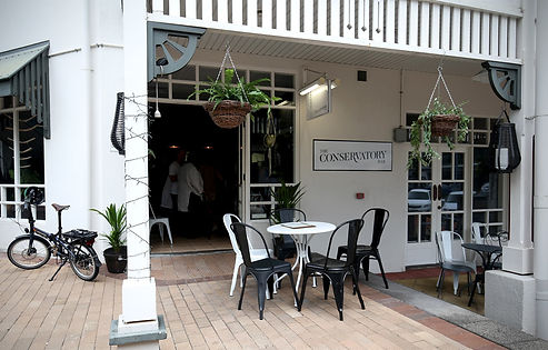 The Conservatory Bar Cairns