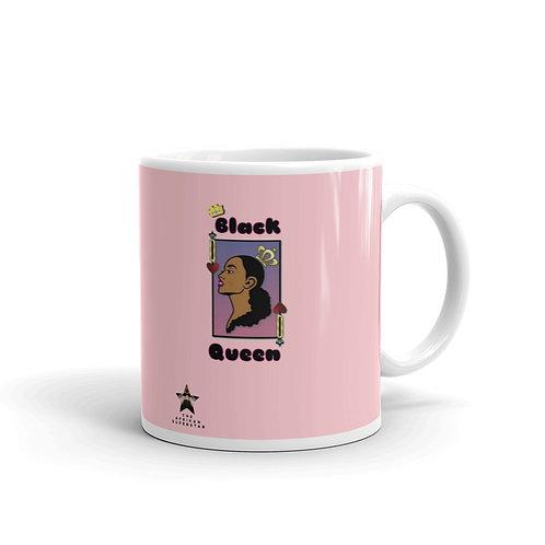 """Black Queen"" Mug"