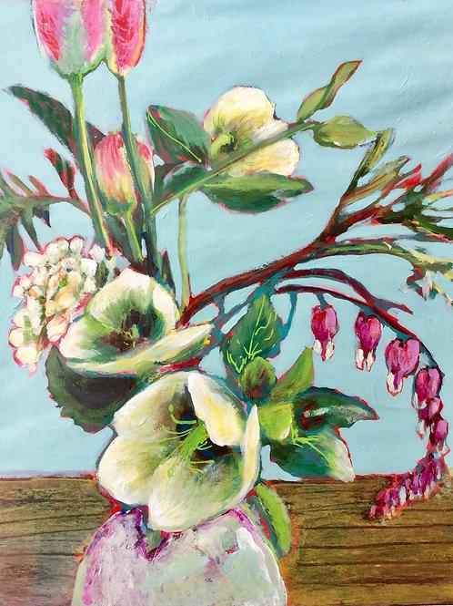 Héllébore, tulipes et autres plaisirs printaniers