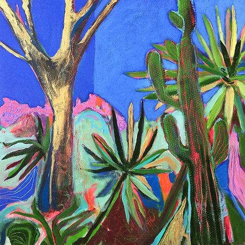 Le jardin de Frida