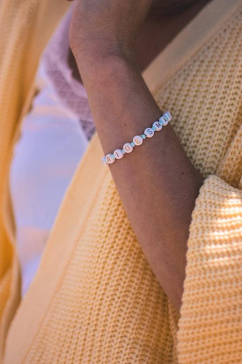 Armband Goud Bridesmaid