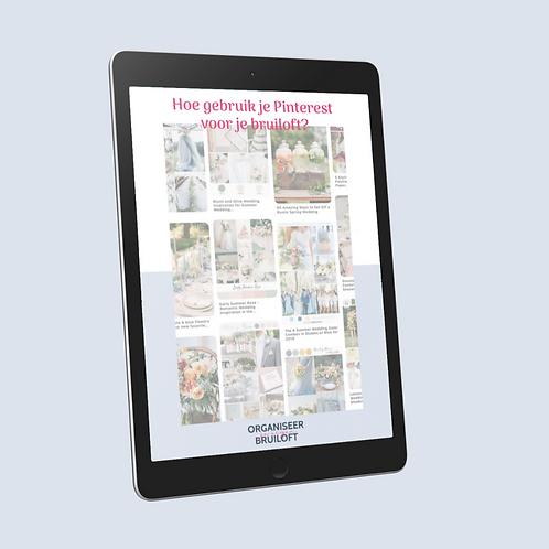 E-book: Hoe gebruik je Pinterest voor je bruiloft