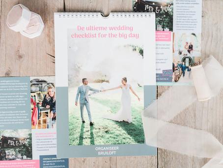 Productlijn Organiseer je eigen bruiloft