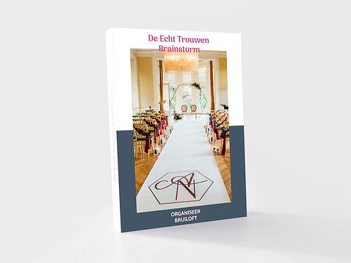 E-book: De Echt Trouwen Brainstorm