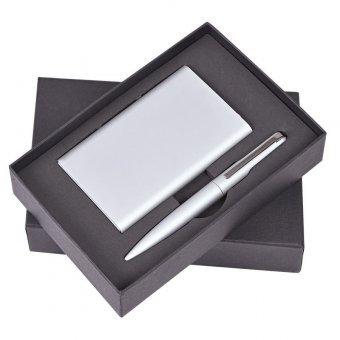 Набор Mirror: универсальное зарядное устройство и ручка