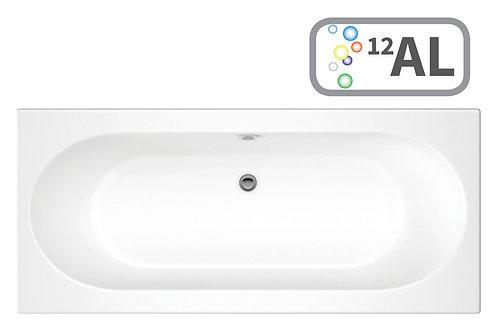 CASCADE D/END 1600X750 0TH BATH W/AS&LED