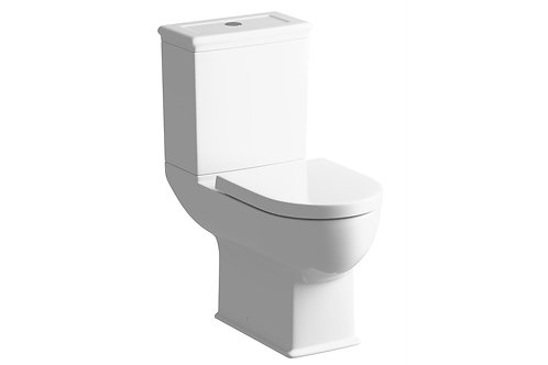 MELISSA C/C WC & SOFT CLOSE SEAT