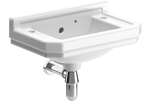 SHERBOURNE 500MM 2TH CLOAKROOM BASIN