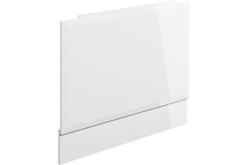VOLTA 700MM END PANEL - WHITE GLOSS