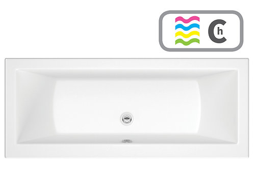 SOLARNA D/END 1800X800 0TH BATH W/CHROMA