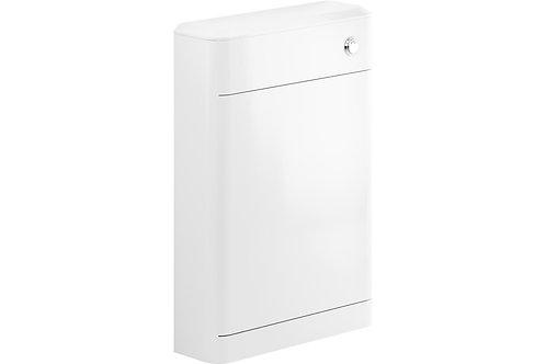 LAMBRA 550 WC UNIT - WHITE GLOSS