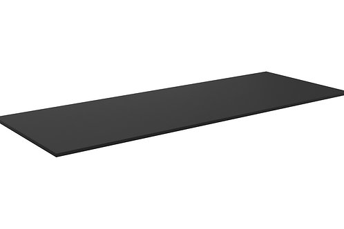 120CM HPL SLIM WORKTOP BLACK MOON