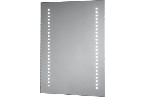 VERSA LED BATTERY MIRROR 500X390