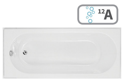 CASCADE S/END 1800X800 0TH BATH W/AIRSPA
