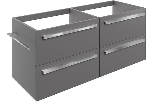 MORINA 1200 WALL V/UNIT 4DRW -MATT URBAN GREY