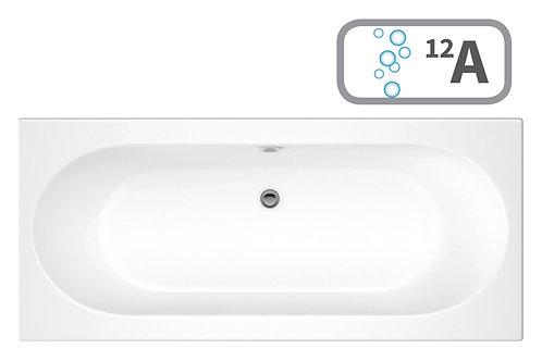 CASCADE D/END 1700X750 0TH BATH W/AIRSPA