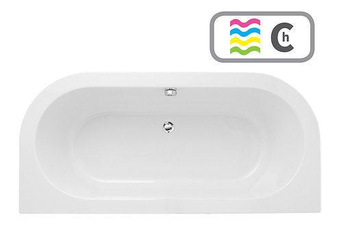 DECADENCE D/END 170X80 0TH BATH W/CHROMA