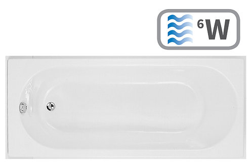 CASCADE S/END 1700X700 0TH BATH W/WHIRL
