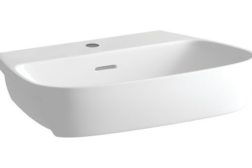 AMYRIS 605X410MM 1TH SEMI RECESSED BASIN