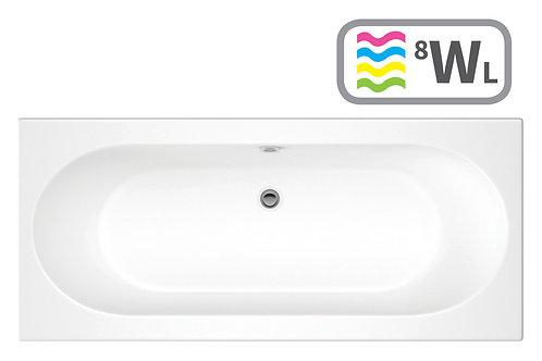 CASCADE D/END 1700X750 0TH BATH W/WP&LED