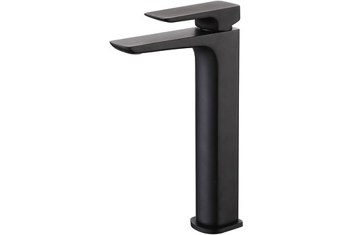 FINISSIMO BLACK TALL MONO BASIN TAP