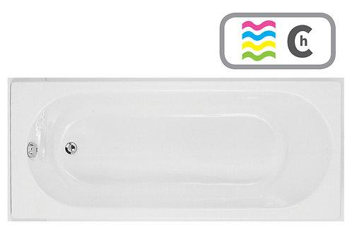 CASCADE S/END 1700X800 0TH BATH W/CHROMA