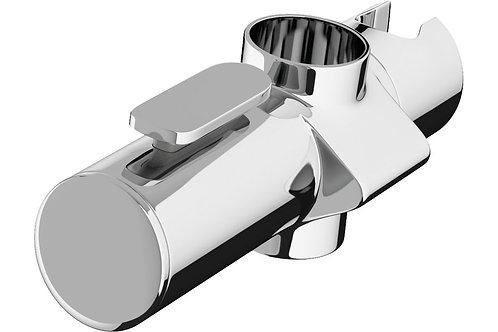 ID POLISHED CHROME SHOWER RISER BRACKET