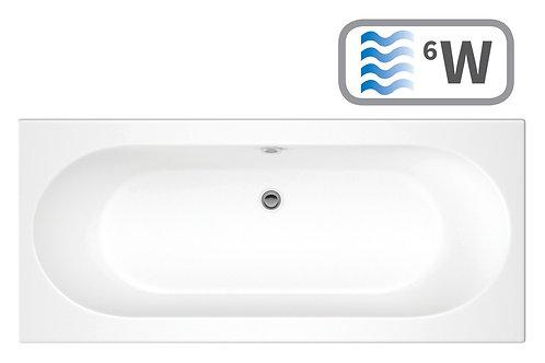 CASCADE D/END 1600X750 0TH BATH W/WHIRL
